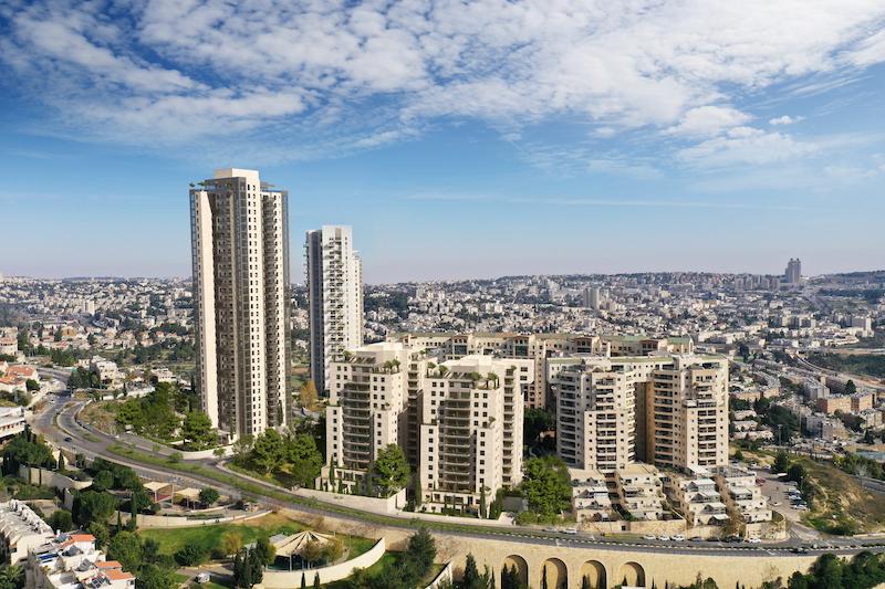 נדלן קרדן - הולילנד ירושלים