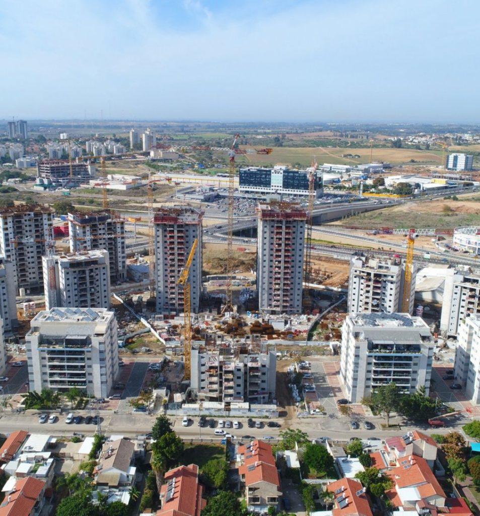 בנייני חצרות המושבה רחובות